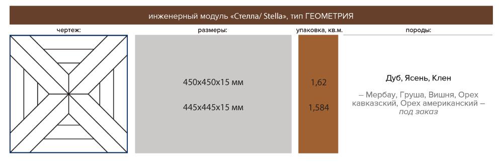 Инженерный модуль СТЕЛЛА